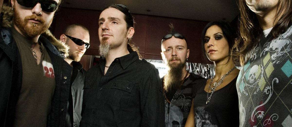 Lacuna Coil with Butcher Babies and All That Remains