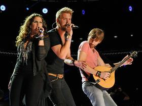 Advertisement - Tickets To Lady Antebellum