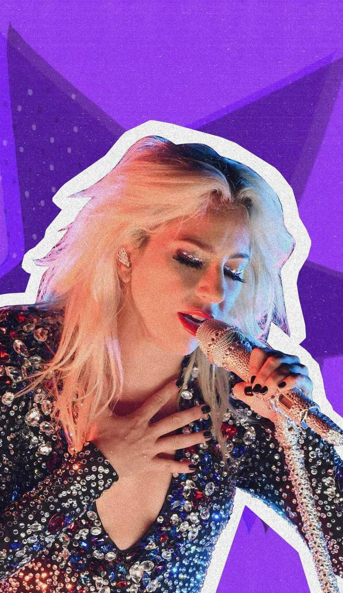 A Lady Gaga live event