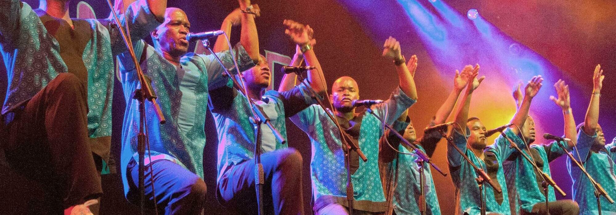A Ladysmith Black Mambazo live event