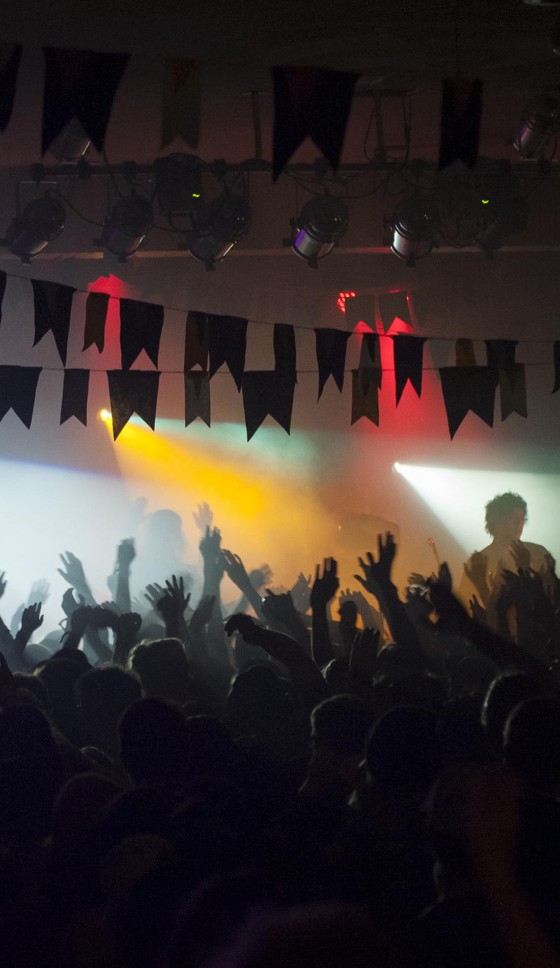 A Laid Back Festival live event