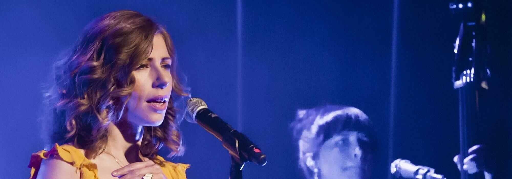 A Lake Street Dive live event
