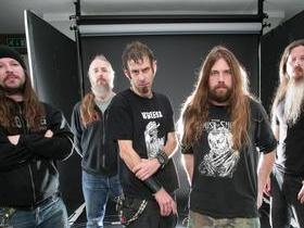 Lamb of God with Napalm Death