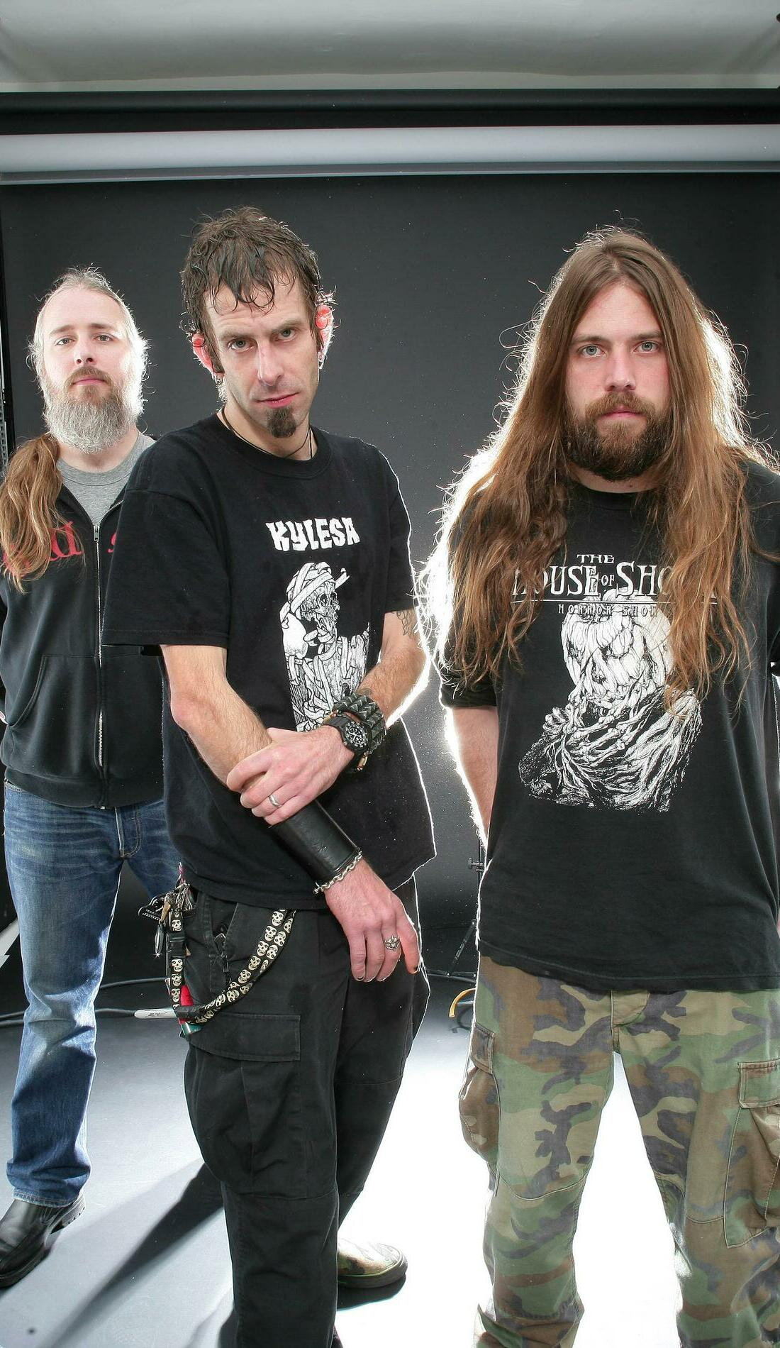 A Lamb of God live event