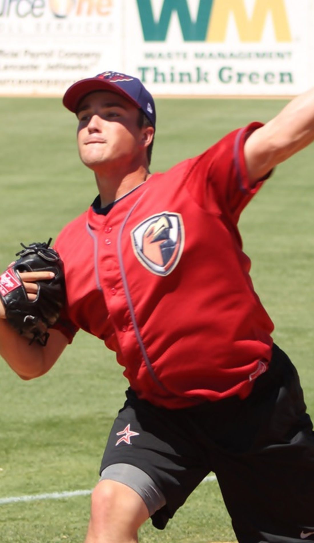 A Lancaster JetHawks live event