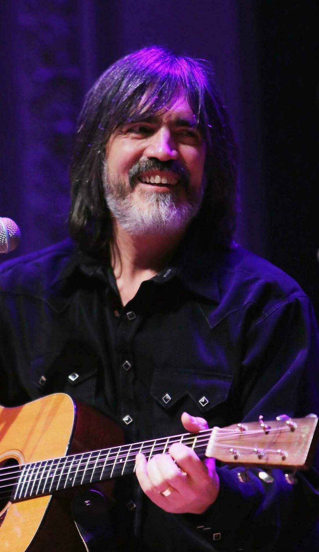 A Larry Campbell live event