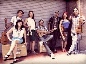 globalFEST with Las Cafeteras, SERGIO MENDOZA Y LA ORKESTA
