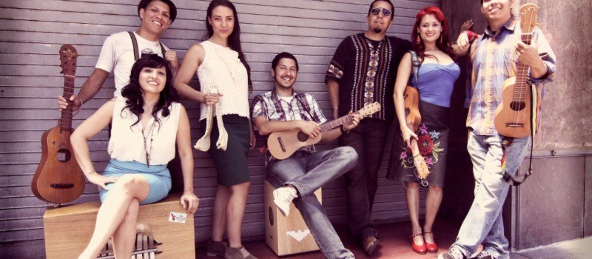 Las Cafeteras Tickets