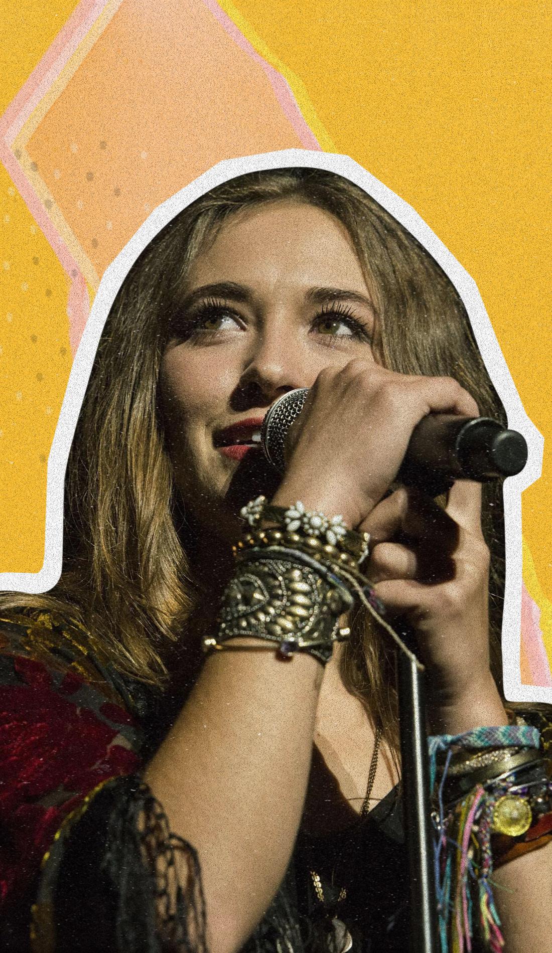 A Lauren Daigle live event