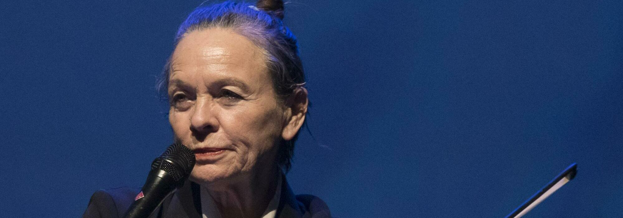 A Laurie Anderson live event