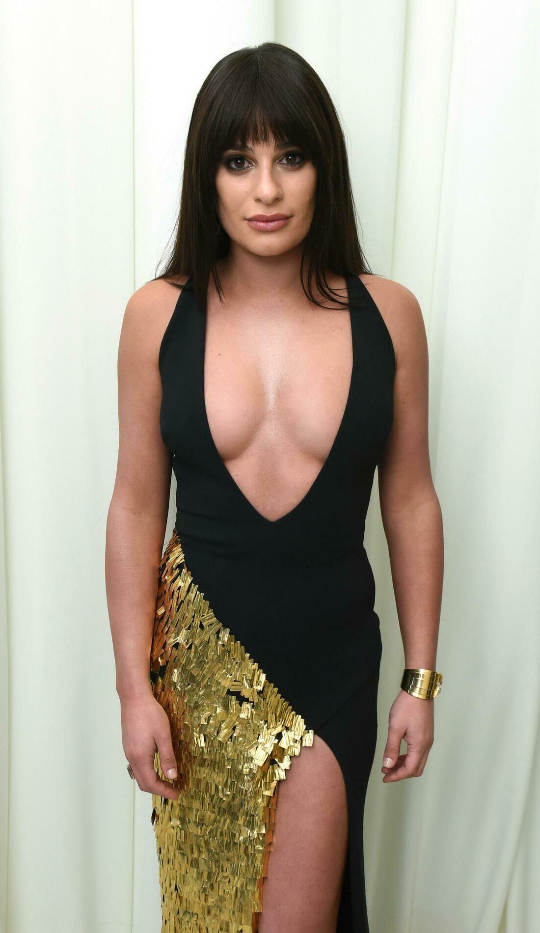 A Lea Michele live event