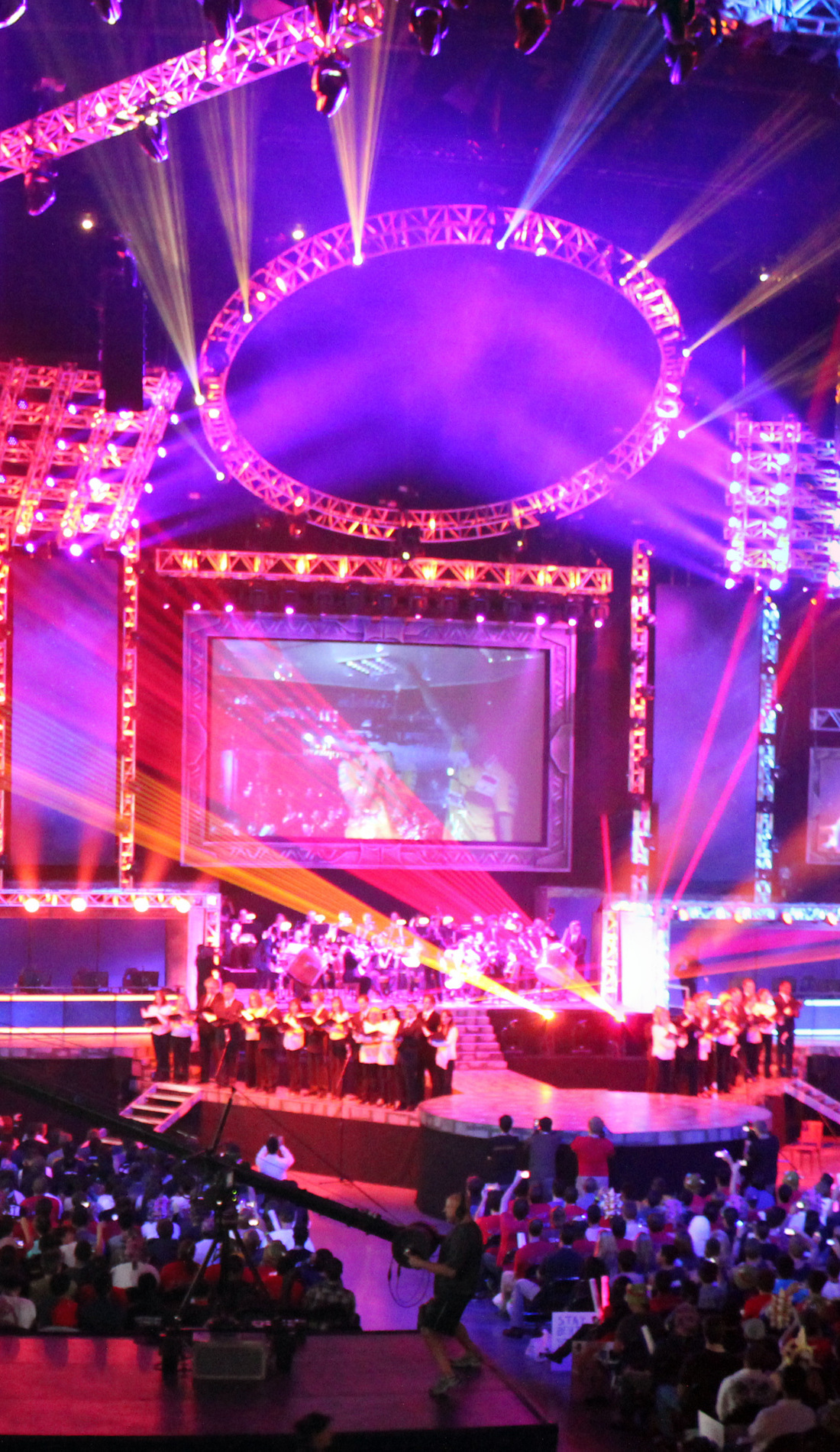 A League of Legends live event