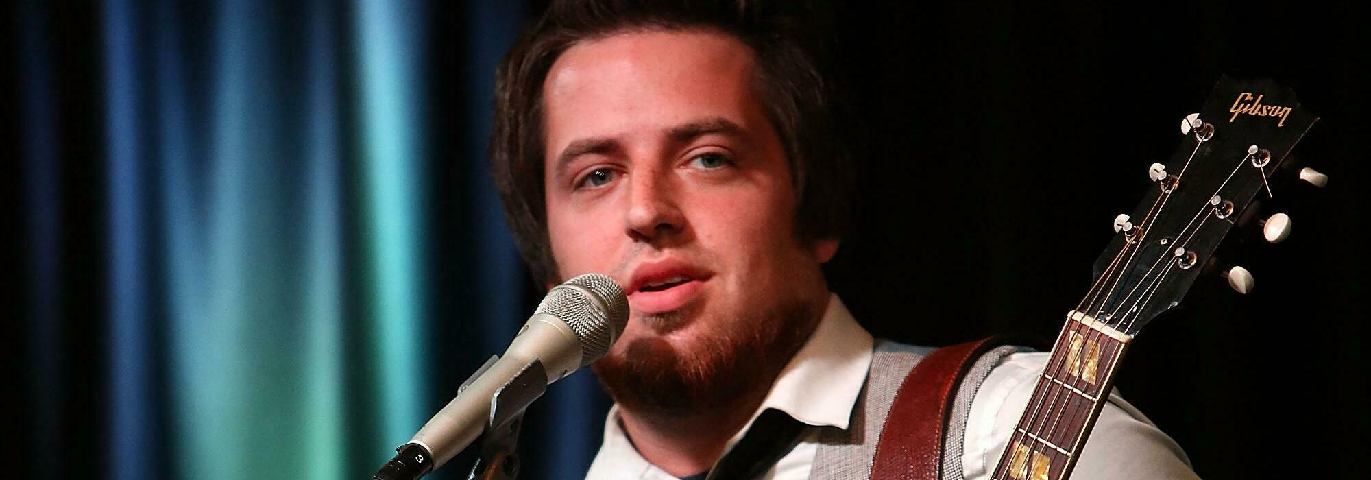 A Lee DeWyze live event
