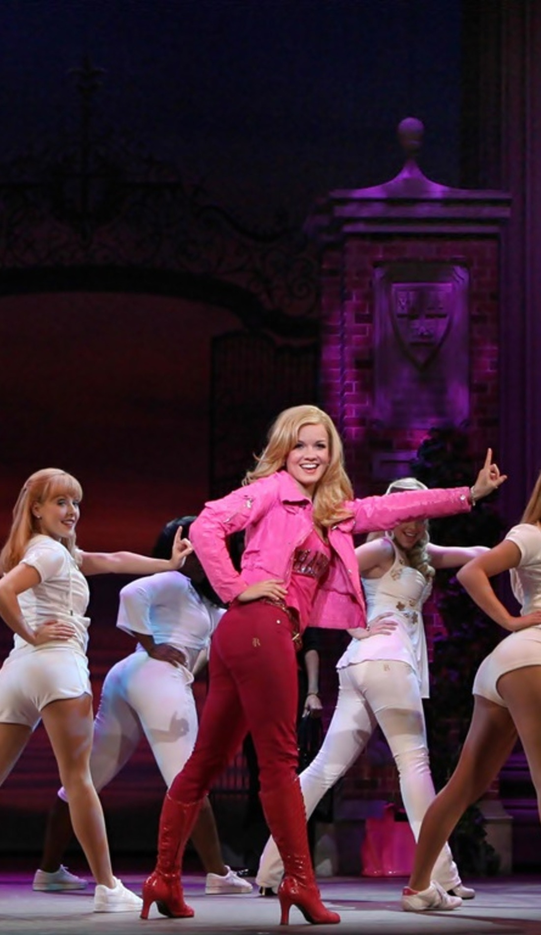 A Legally Blonde live event