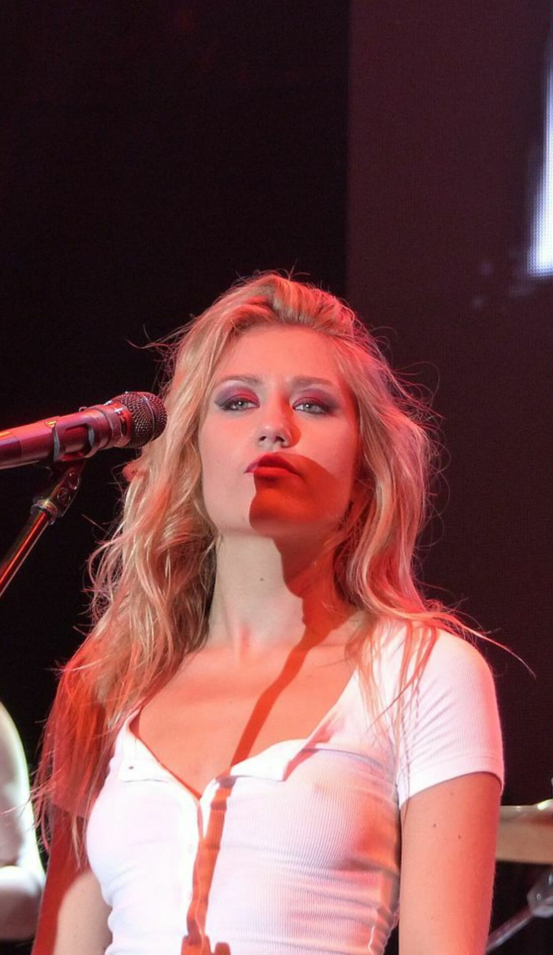 A Leningrad live event