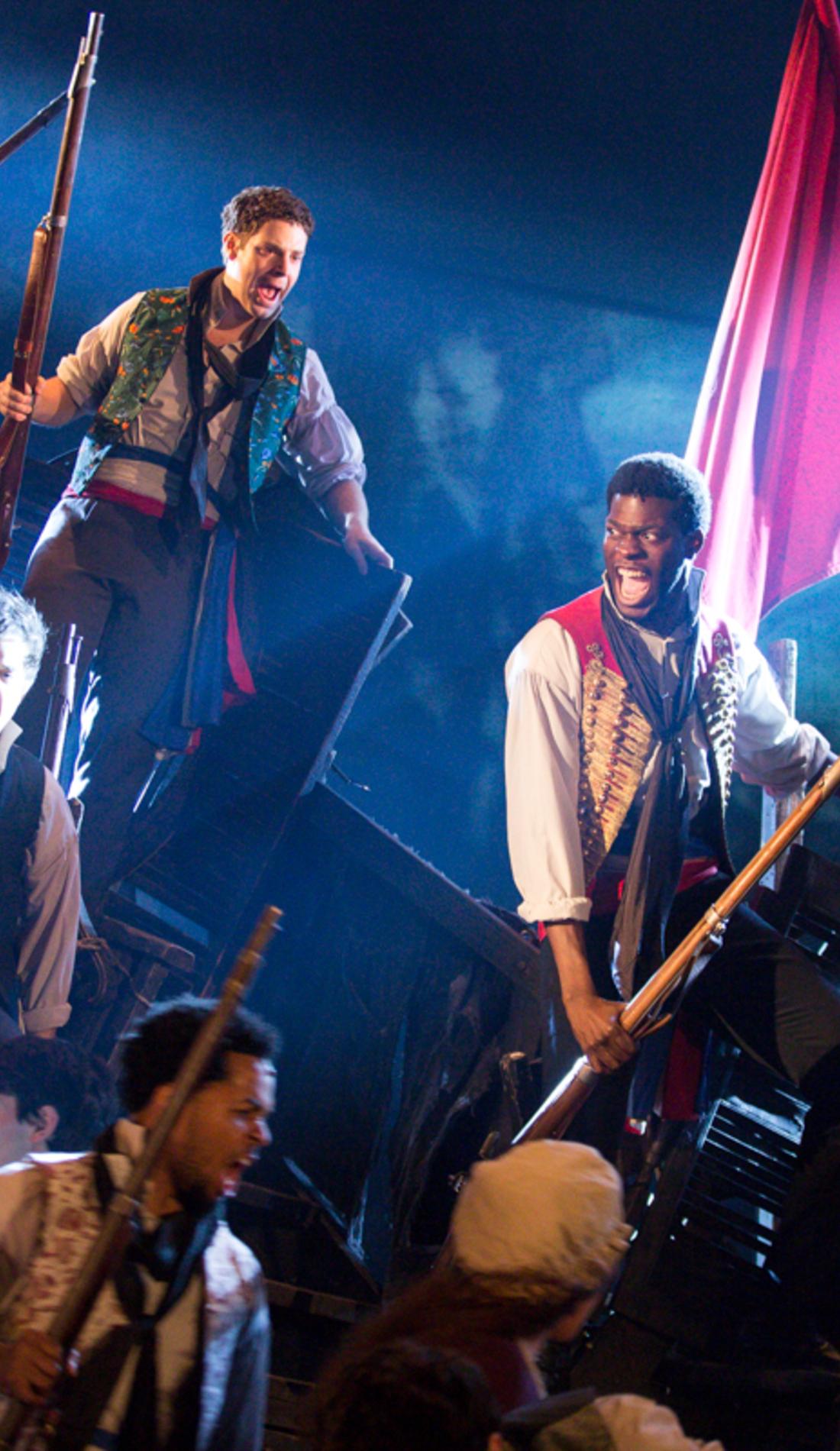 A Les Miserables live event