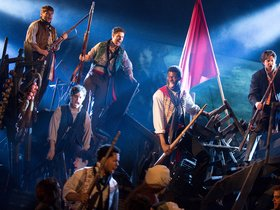 Les Miserables - Clearwater tickets