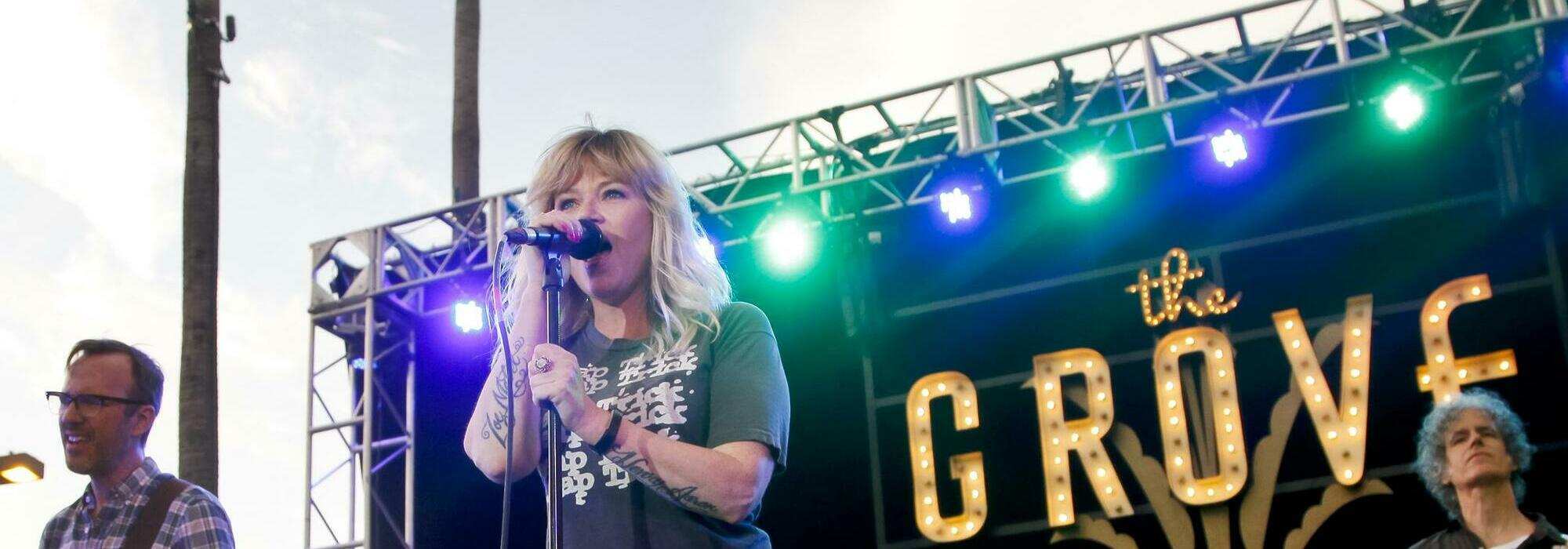 A Letters To Cleo live event