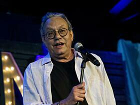 Advertisement - Tickets To Lewis Black