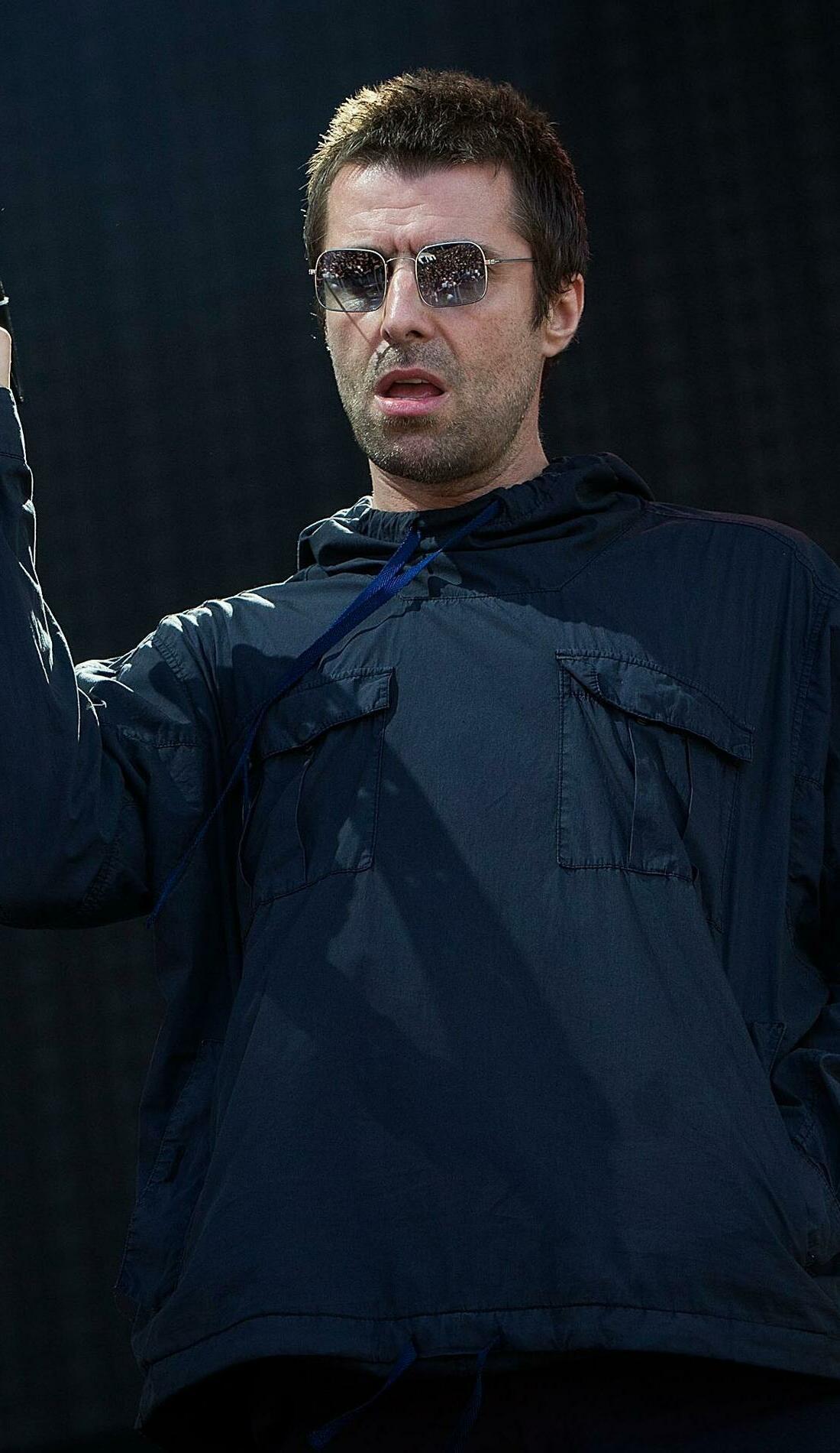 A Liam Gallagher live event