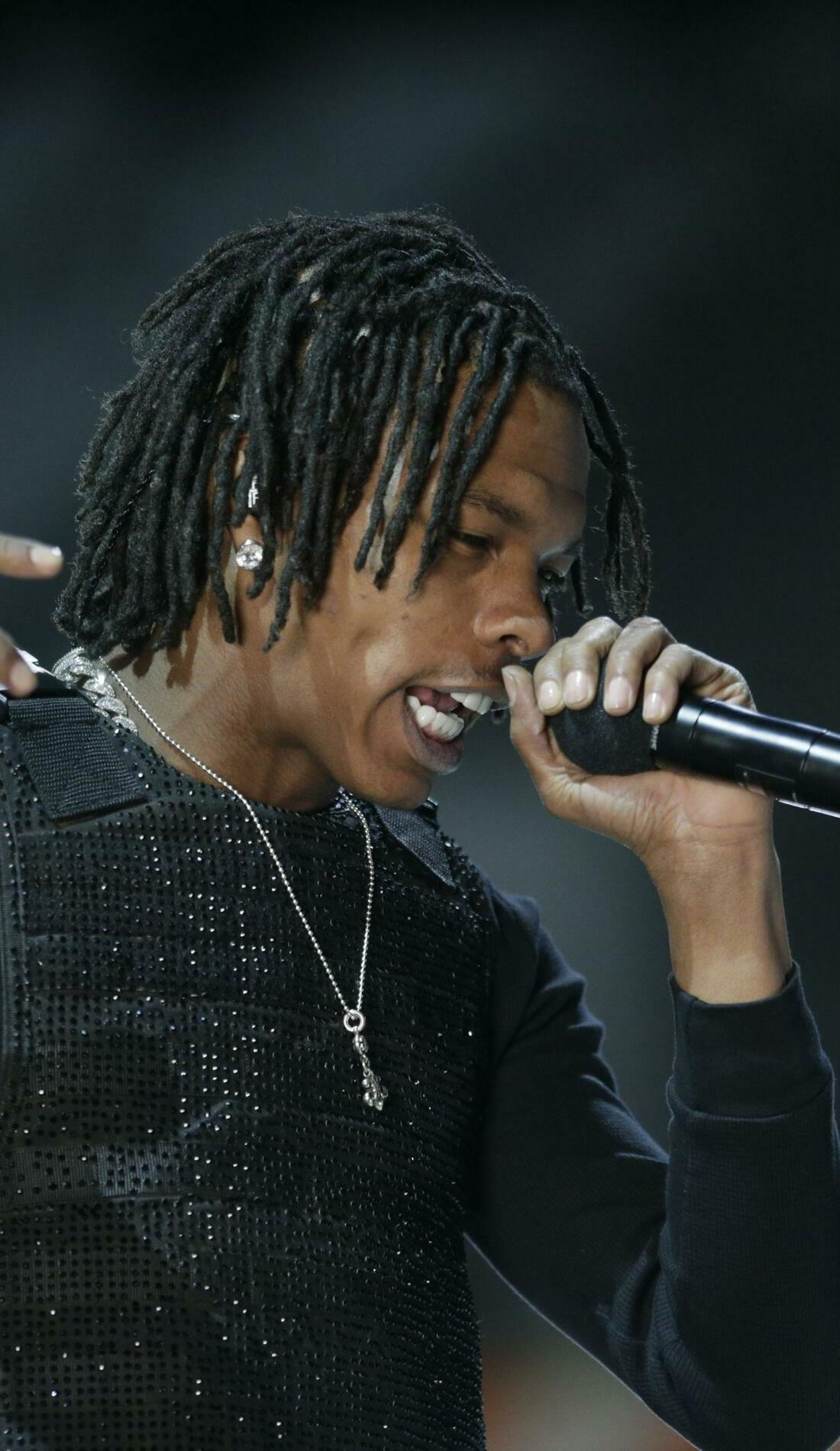 A Lil Baby live event