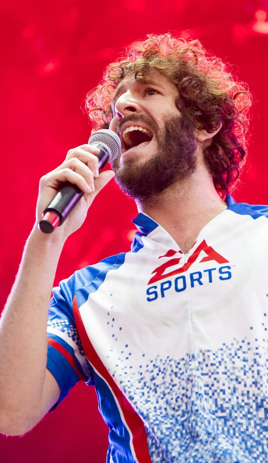 A Lil Dicky live event