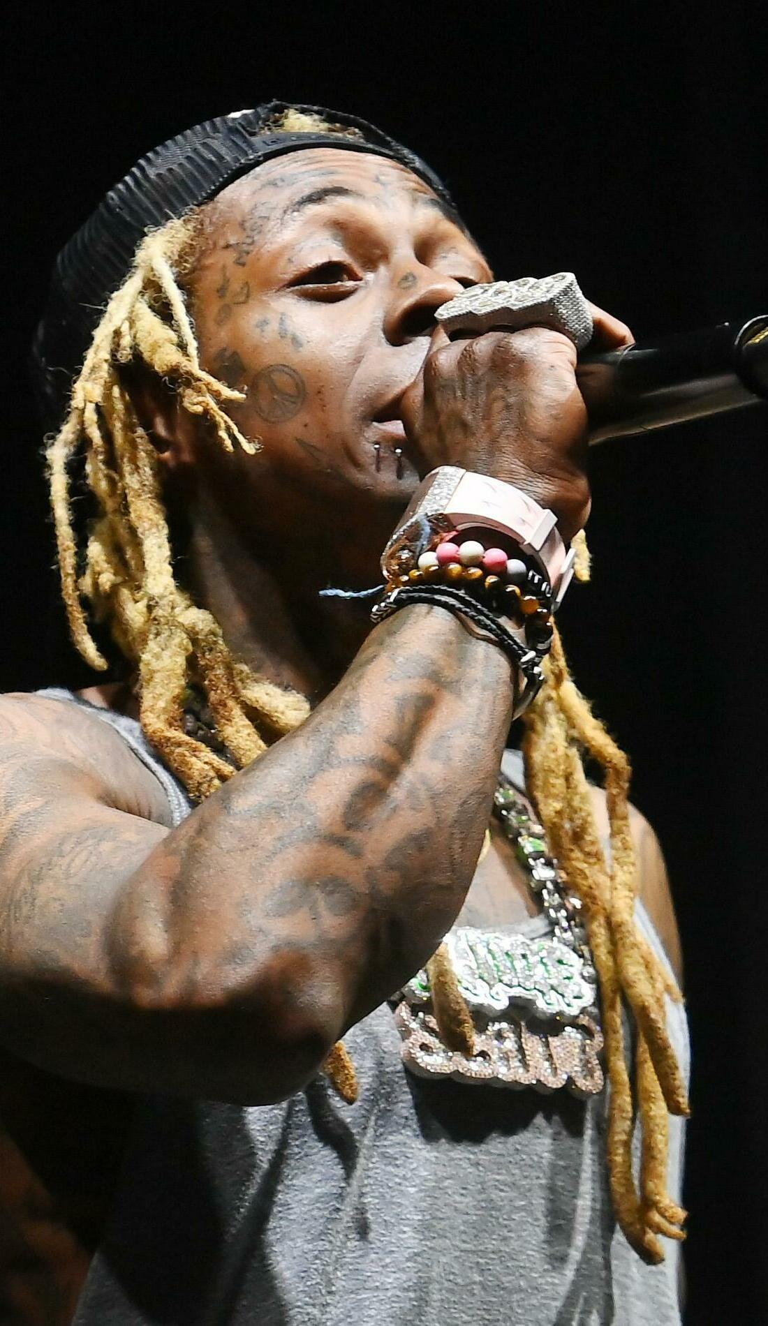 A Lil Wayne live event
