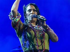 Lila Downs with Guadalupe Dance Company