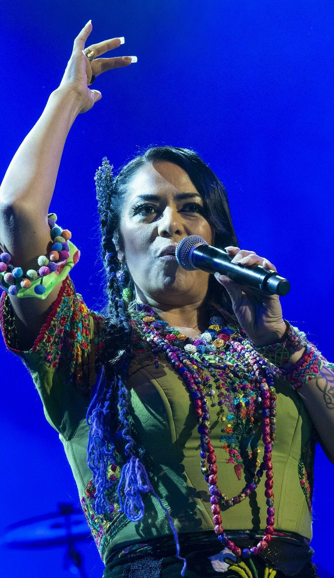 A Lila Downs live event