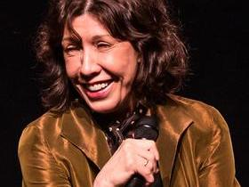 Advertisement - Tickets To Lily Tomlin