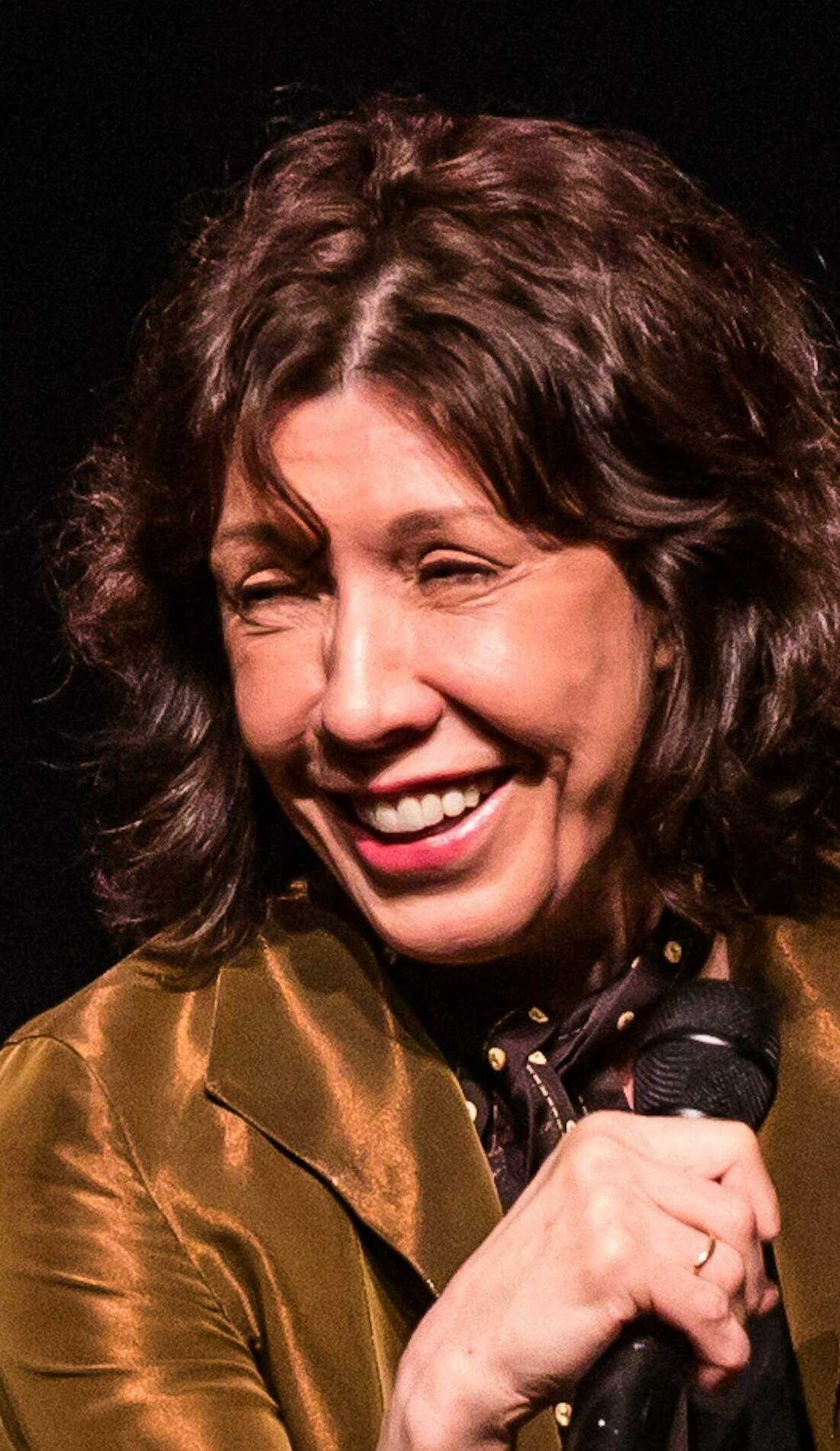 A Lily Tomlin live event