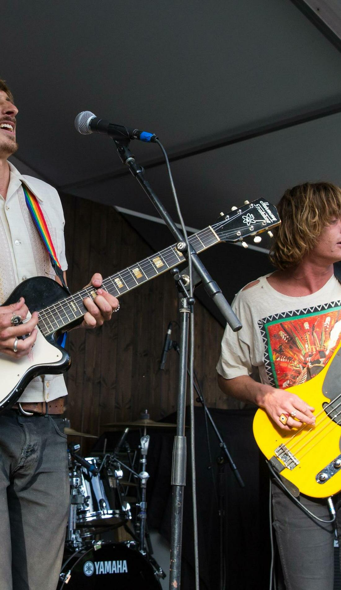 A Lime Cordiale live event