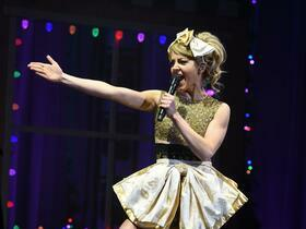 Lindsey Stirling with Alexander Jean