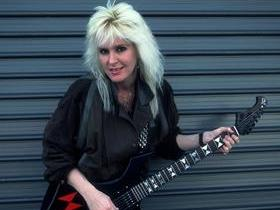 Advertisement - Tickets To Lita Ford