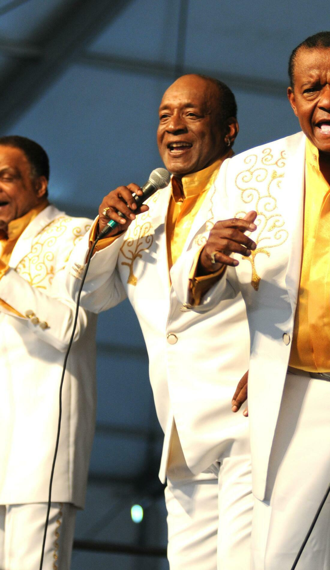 A Little Anthony & the Imperials live event