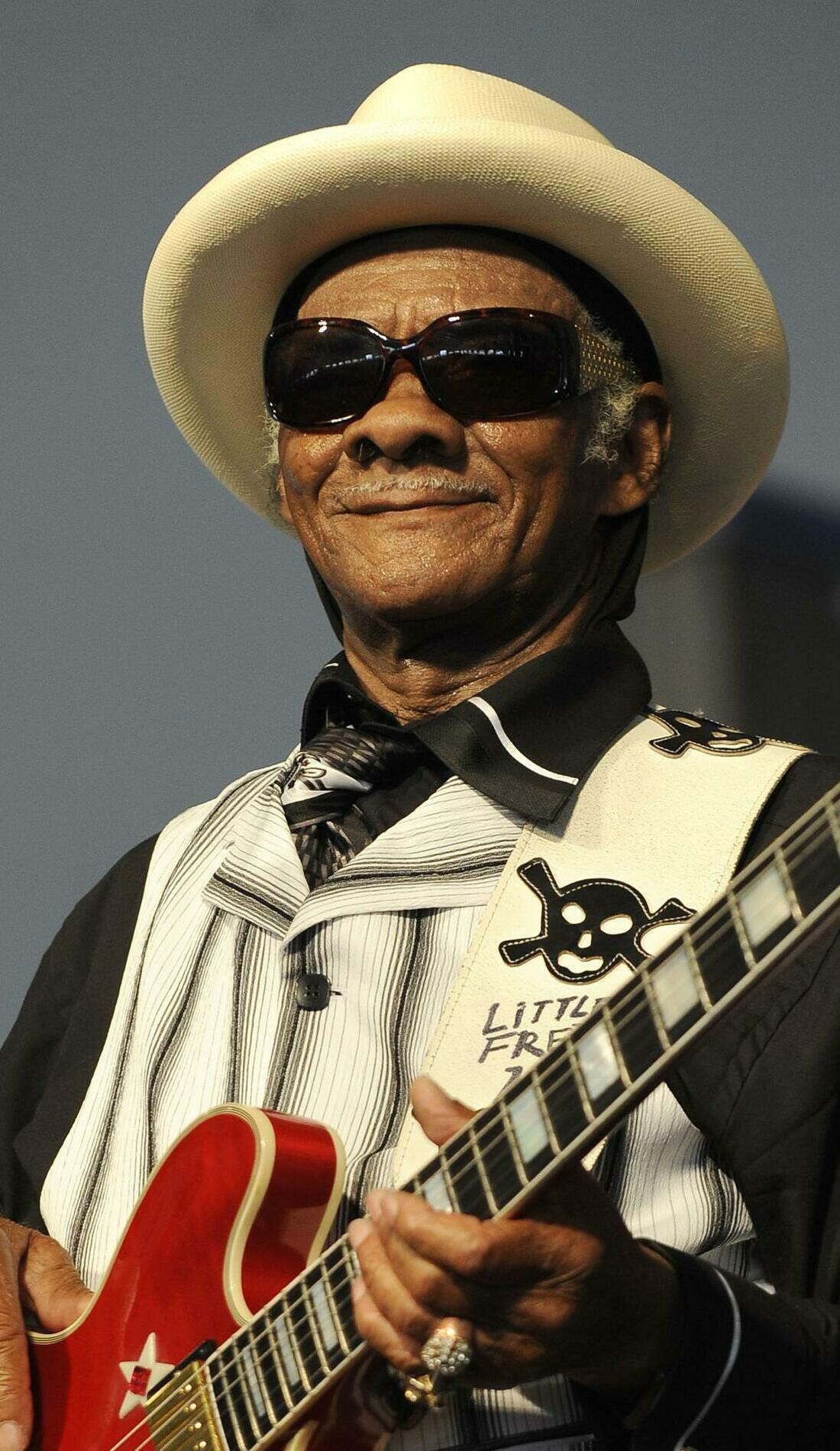 A Little Freddie King live event