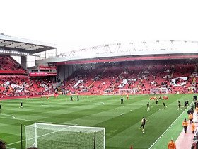 Sevilla FC at Liverpool FC