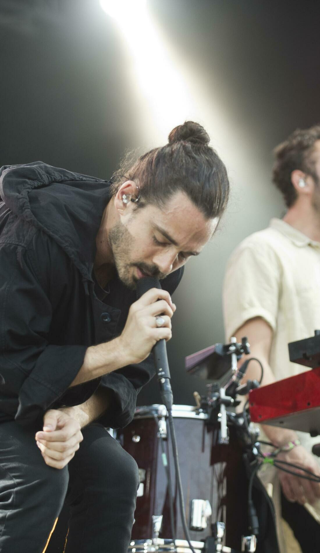 A Local Natives live event