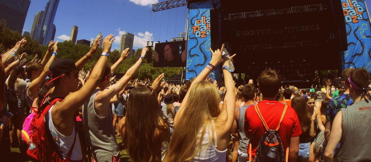 Lollapalooza Tickets