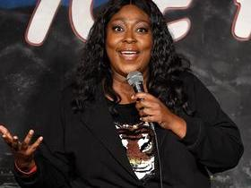 Loni Love with Gilda's Laughfest