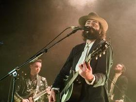 Lord Huron with In Tall Buildings (18+)