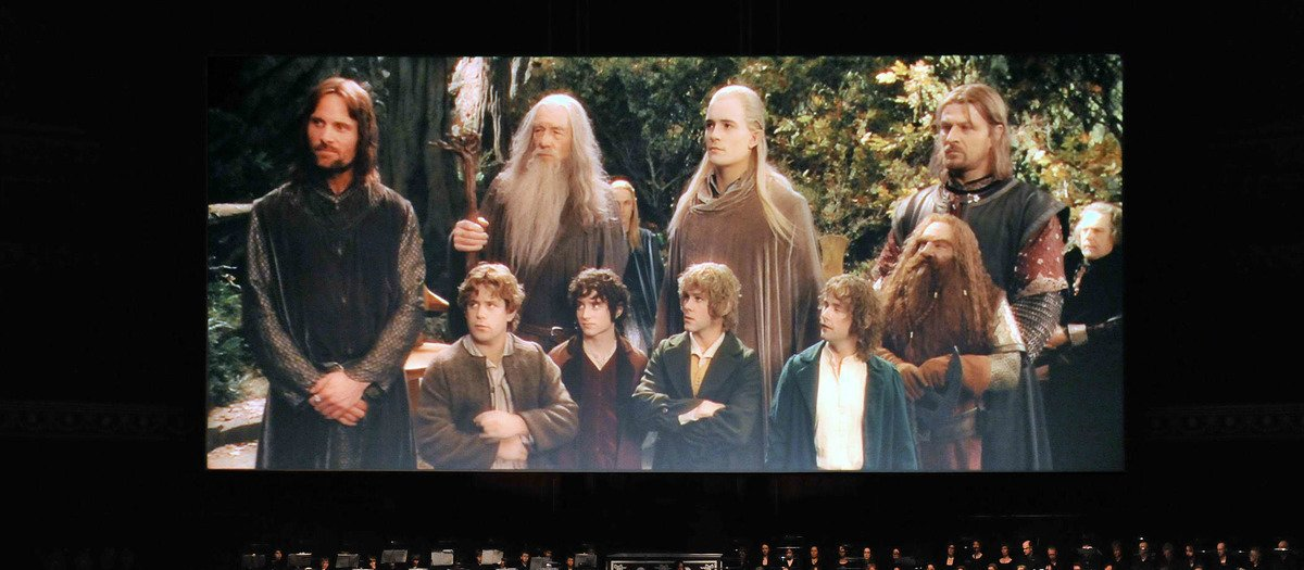 Lord of The Rings Symphony Tickets