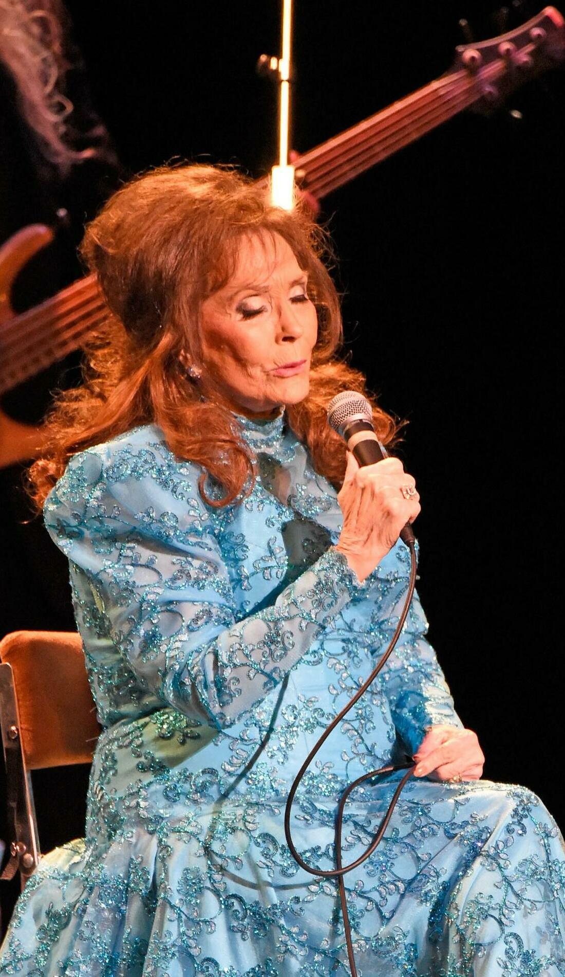A Loretta Lynn live event