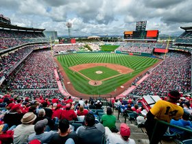 Advertisement - Tickets To Los Angeles Angels