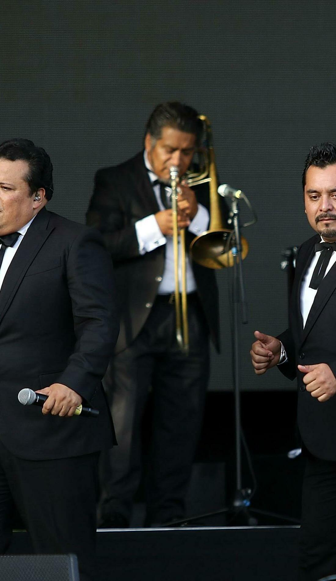 A Los Angeles Azules live event