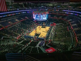 Los Angeles Clippers at Los Angeles Lakers