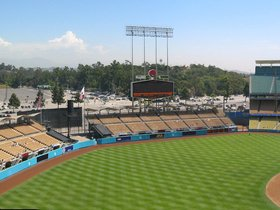 NLDS: TBD at Los Angeles Dodgers - Home Game 2 (Date TBA)
