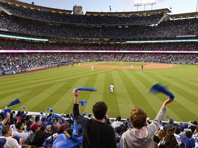 Los Angeles Dodgers at Washington Nationals
