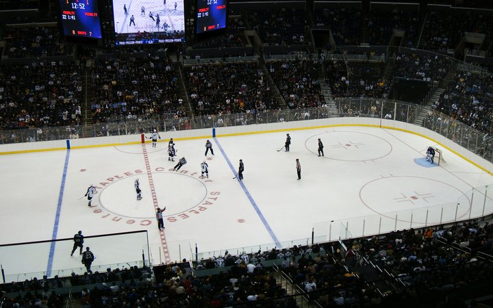 Los Angeles Kings Seating Chart Map Seatgeek