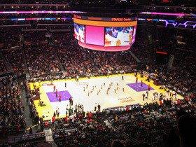 San Antonio Spurs at Los Angeles Lakers
